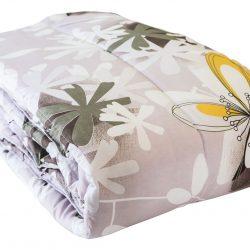 Narzuta letnia w tkaninie