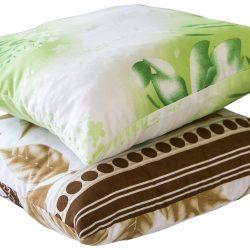 Poduszka silkonowo-polyestrowa